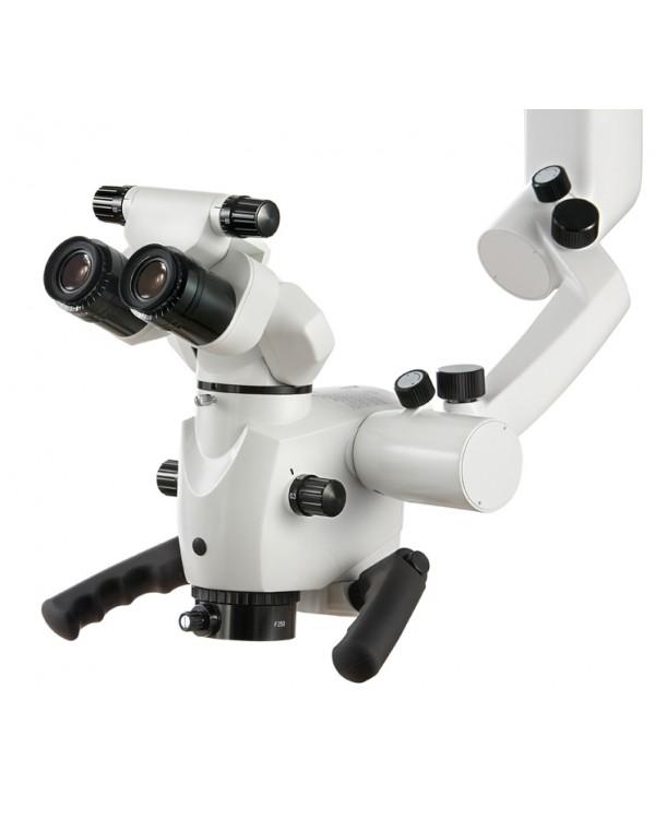 ALLTION AM-4000 PLUS - стоматологический операционный микроскоп с 6-ступенчатым увеличением