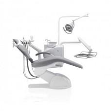 Diplomat Consul DC170 Orthodontics - стоматологическая установка навесного типа с верхней подачей инструментов, созданная с учетом всех особенностей работы врача-ортодонта