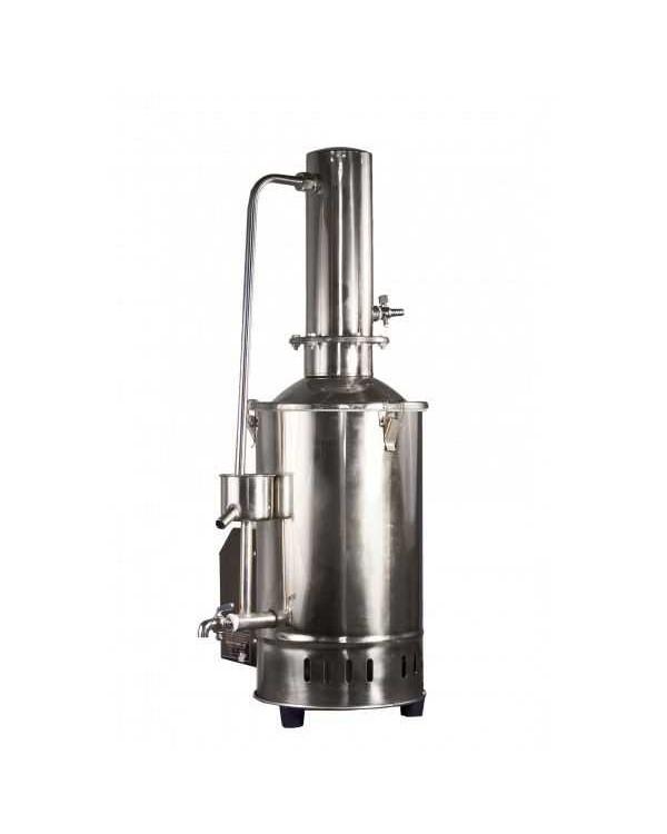 АЭ-14-Я-ФП-01 - аквадистиллятор с испарителем и электронным блоком управления, 5 л/час