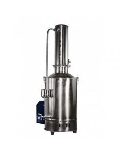 АЭ-14-Я-ФП-02 - аквадистиллятор с испарителем и электронным блоком управления, 10 л/час