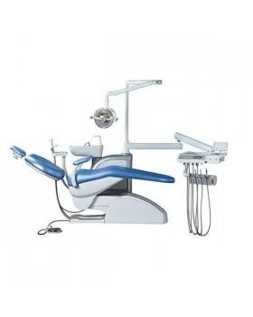 AJ 12 - стоматологическая установка с нижней/верхней подачей инструментов