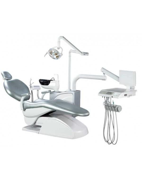 AJ 15 - стоматологическая установка с нижней /верхней подачей инструментов