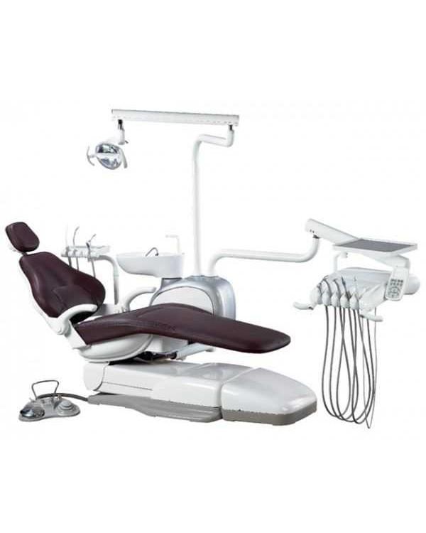 AJ 16 - стоматологическая установка с нижней /верхней подачей инструментов