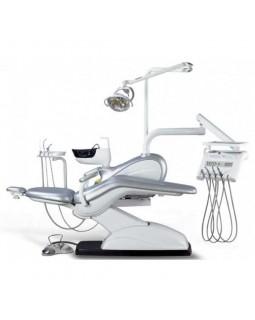 AJ 18 - стоматологическая установка с нижней (верхней) подачей инструментов