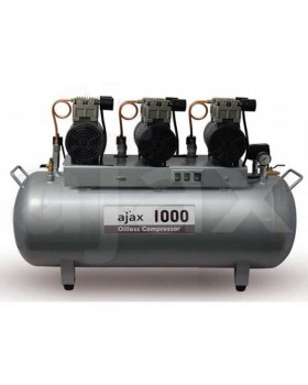 AJAX 1000 - компрессор для четырех и более стоматологических установок
