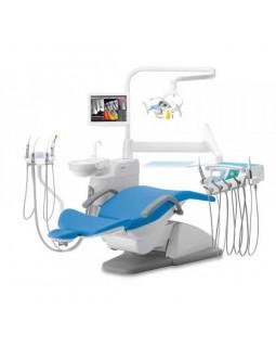 Anthos Classe A3 Plus kit - комплект оборудования, стоматологическая установка с нижней подачей инструментов, набор наконечников, микромотор, скалер, вакуумная помпа