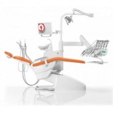 Anthos Classe A3 Plus - стоматологическая установка с верхней подачей инструментов
