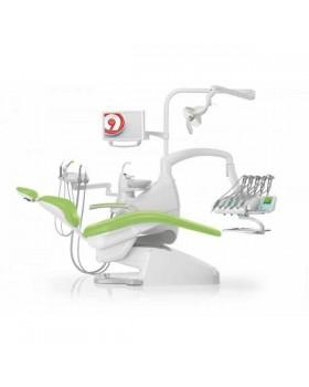Anthos Classe A6 Plus - стоматологическая установка с верхней подачей инструментов