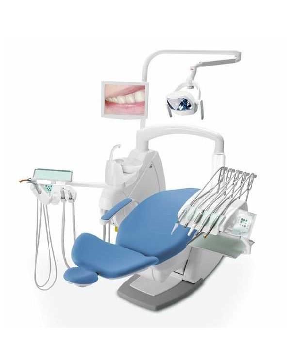 Anthos Classe A9 - стоматологическая установка с верхней подачей инструментов