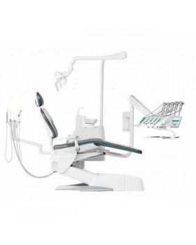 Anthos Classe R7 - стоматологическая установка с верхней подачей инструментов