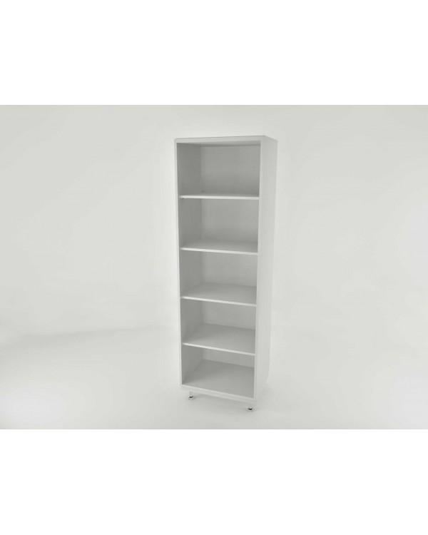 AR-C13S - шкаф открытого типа-стеллаж, металл в полимере, 4 полок