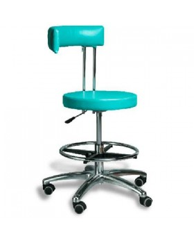 AR-Z69F - стул врача c подножкой для ног