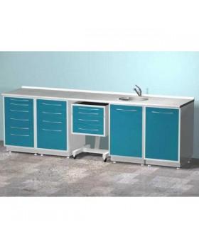 ARKODENT-1 - комплект мебели для стоматологического кабинета