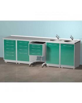 ARKODENT-2 - комплект мебели для стоматологического кабинета
