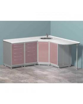 ARKODENT-7 - комплект мебели для стоматологического кабинета