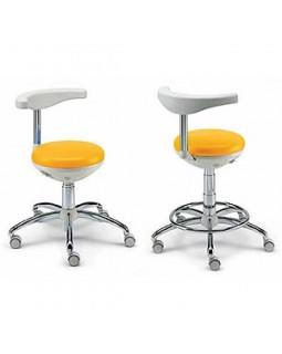 Assist - анатомический стул ассистента стоматолога