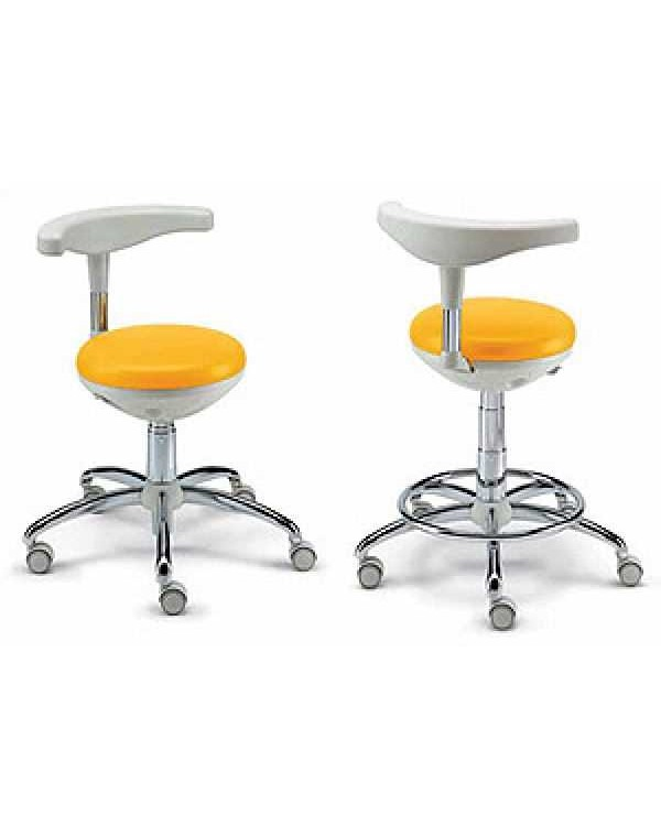 Assist Plus - анатомический стул ассистента стоматолога