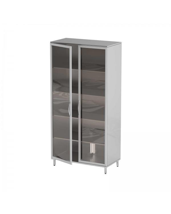 AT-S42 - шкаф стерилизационный, нержавеющая сталь, 2 ультрафиолетовые лампы, 4 полки