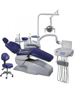 AY-A 3600 - стоматологическая установка с нижней подачей инструментов