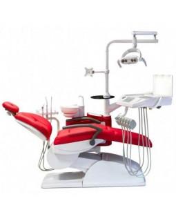 AY-A 3600 - стоматологическая установка с верхней подачей инструментов
