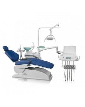 AY-A 4800 I - стоматологическая установка (поворотный гидроблок, нижняя подача инструментов)