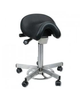 Bambach - эрготерапевтический специальный стул-седло для операций, черный