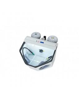 Basic classic - аппарат для пескоструйной обработки, 2 струйные сопла, 25-70 мкм