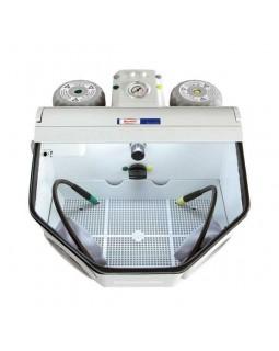 Basic master - аппарат для тонкоструйной обработки, струйные сопла 0,8 мм/1,2 мм, 25-70 мкм, 70-250 мкм