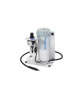 Basic mobil - аппарат для пескоструйной обработки с педалью, 25-70 мкм, 70-250 мкм