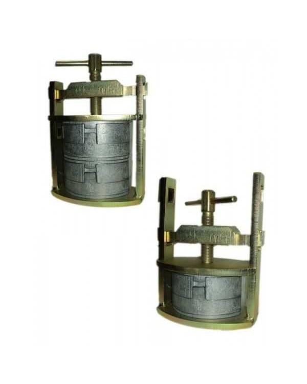 Бюгель стальной универсальный с винтовым зажимом для 1-й или 2-х кювет