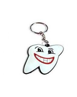 Брелок улыбающийся зубик | Амфодент