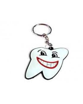 Брелок улыбающийся зубик