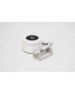 Brillian (White) - аппарат для маникюра c бесщеточным наконечником и педалью, 30000 об/мин