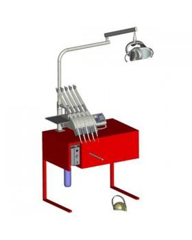 Cheese Easy - учебный стоматологический модуль на базе установки