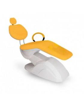Chiromega 652.3 - кресло стоматологическое с двумя двигателями, бесшовная обивка, 5 программ