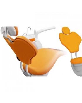 Chiromega 652 - кресло стоматологическое с тонкой спинкой, не программируемое