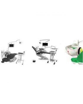 Chiromega 654 Duet Ortho + Cart - стоматологическая установка для хирургических кабинетов
