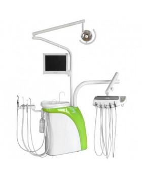 Chiromega 654 Solo - стоматологическая установка без кресла с 3-мя инструментами