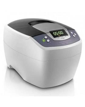 CLEAN 7800 - ультразвуковая мойка с подогревом и датчиком контроля герметичности, в комплекте с аксессуарами, 2 л