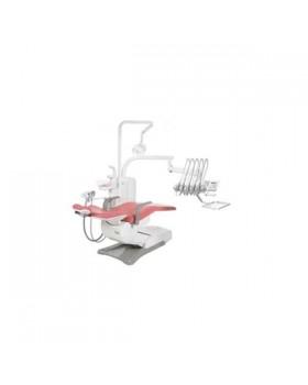 Clesta Holder Type - стоматологическая установка с нижней подачей инструментов