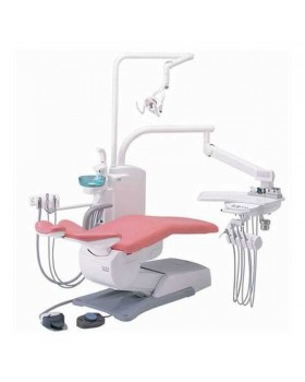 Clesta-II Rod Type E - стоматологическая установка с нижней подачей инструментов