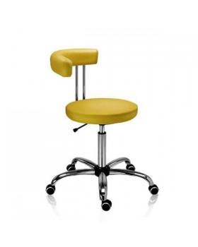 D10L - стул ассистента с опорой спины