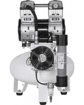СБ4-24.OLD20СМ - компрессор для 3-x стоматологических установок, с осушителем мембранного типа, с ресивером 24 л, 180 л/мин