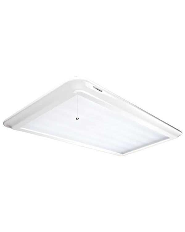 DENTA CDP T5.628EL - бестеневой светильник для клиники, 6 ламп по 28 Вт