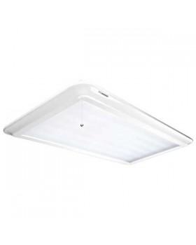 Бестеневой светильник DENTA CDP T5.628EL 6 ламп по 54 Вт