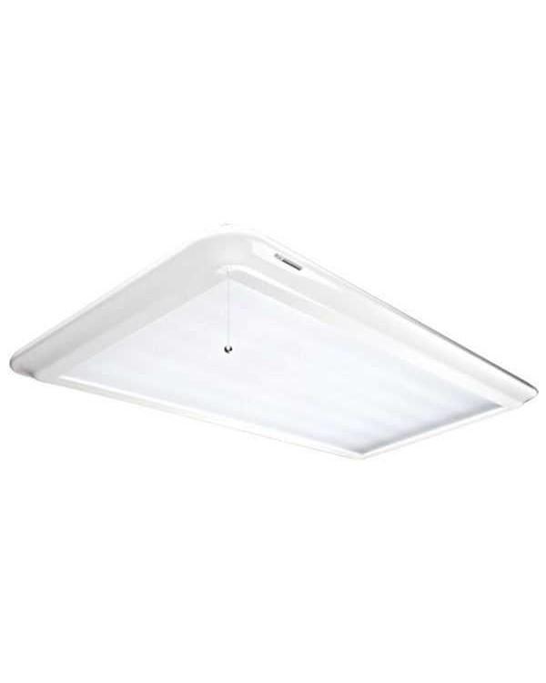 DENTA CDP T5.628EL - бестеневой светильник для клиники, 6 ламп по 54 Вт