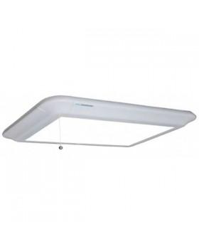 Бестеневой светильник потолочный DENTA Mid T5.24EL 4 лампы по 24 Вт