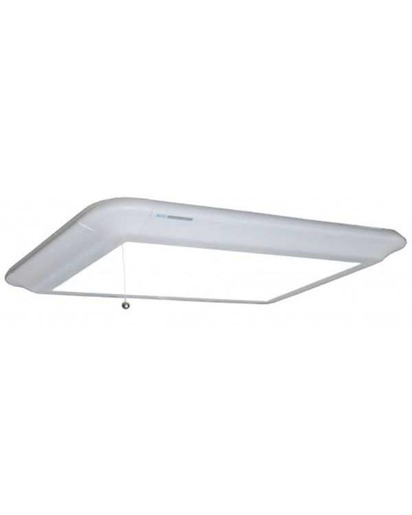 DENTA Mid T5.24EL - бестеневой светильник для клиники, 4 лампы по 24 Вт
