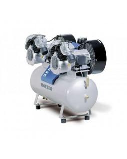DENTAL 5/2T - безмасляный стоматологический компрессор (524 л/мин)