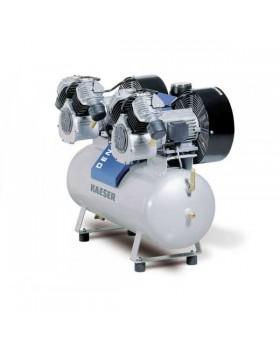 DENTAL 5/2T - безмасляный компрессор (524 л/мин)